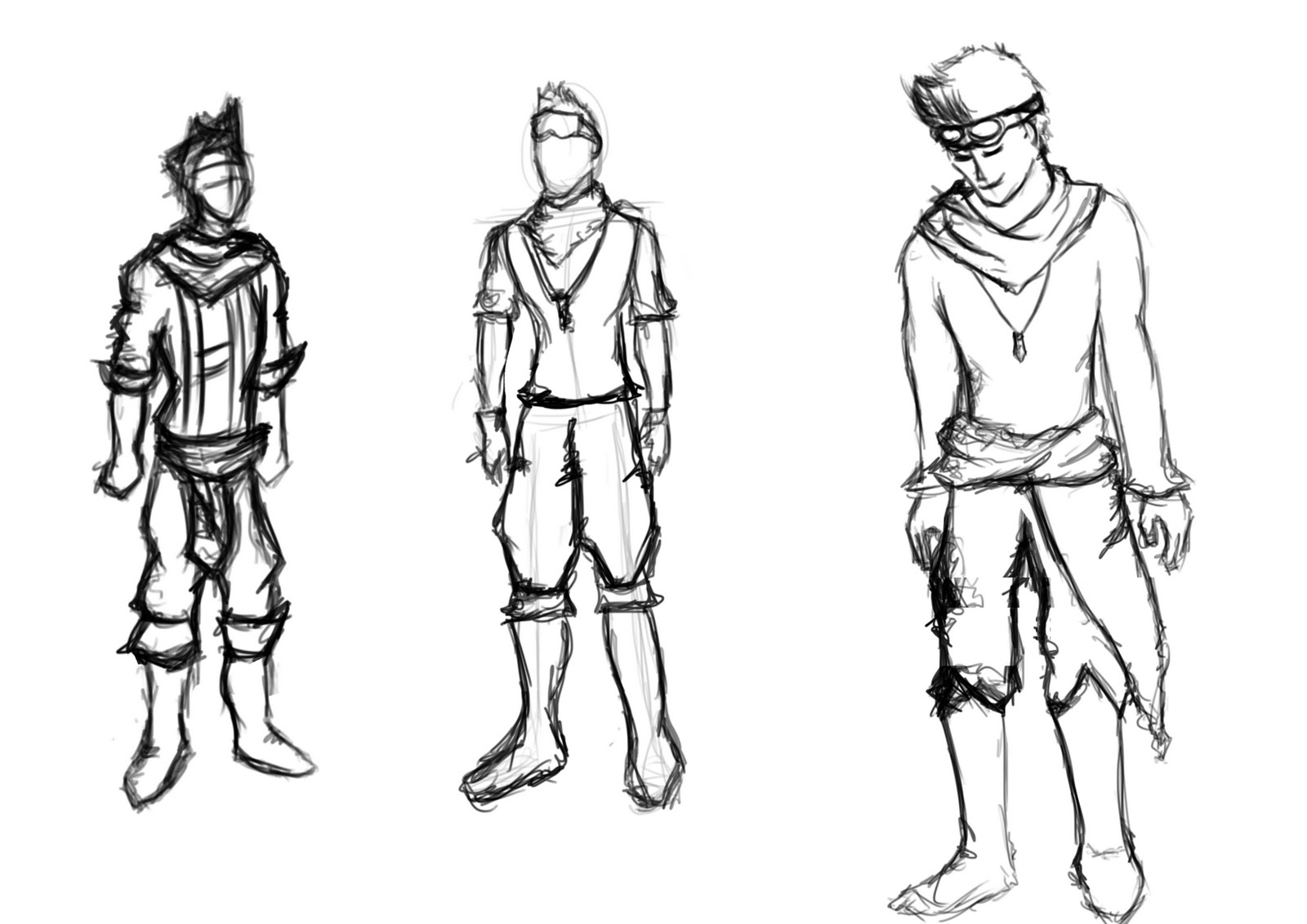 Max's Blog: Character Design: Hero