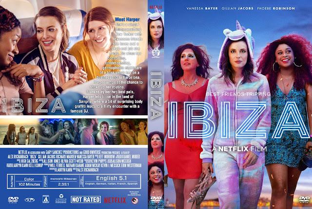 Ibiza DVD Cover