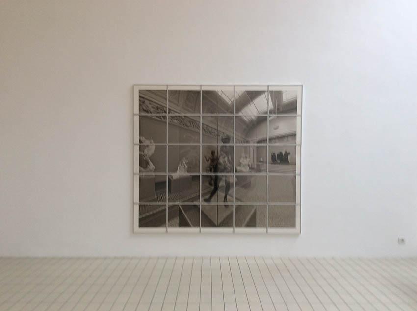Waterschoenen: marc de blieck bij galerie el welle