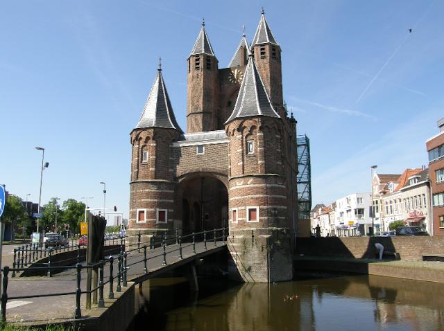 Atrações em Haarlem na Holanda