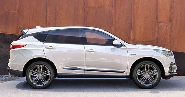 Burlappcar: 2019 Acura RDX