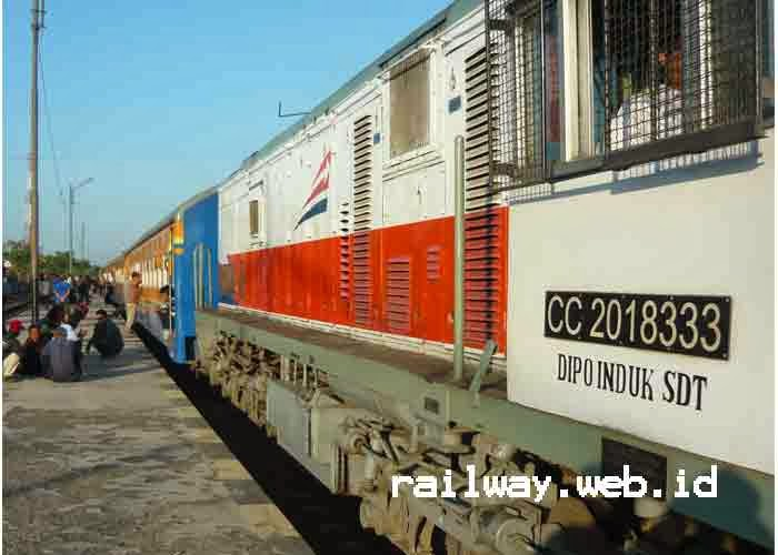 Jadwal Kereta Api Stasiun Bojonegoro