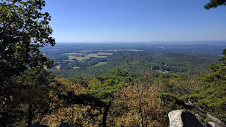 Sugarloaf Mountain overlook