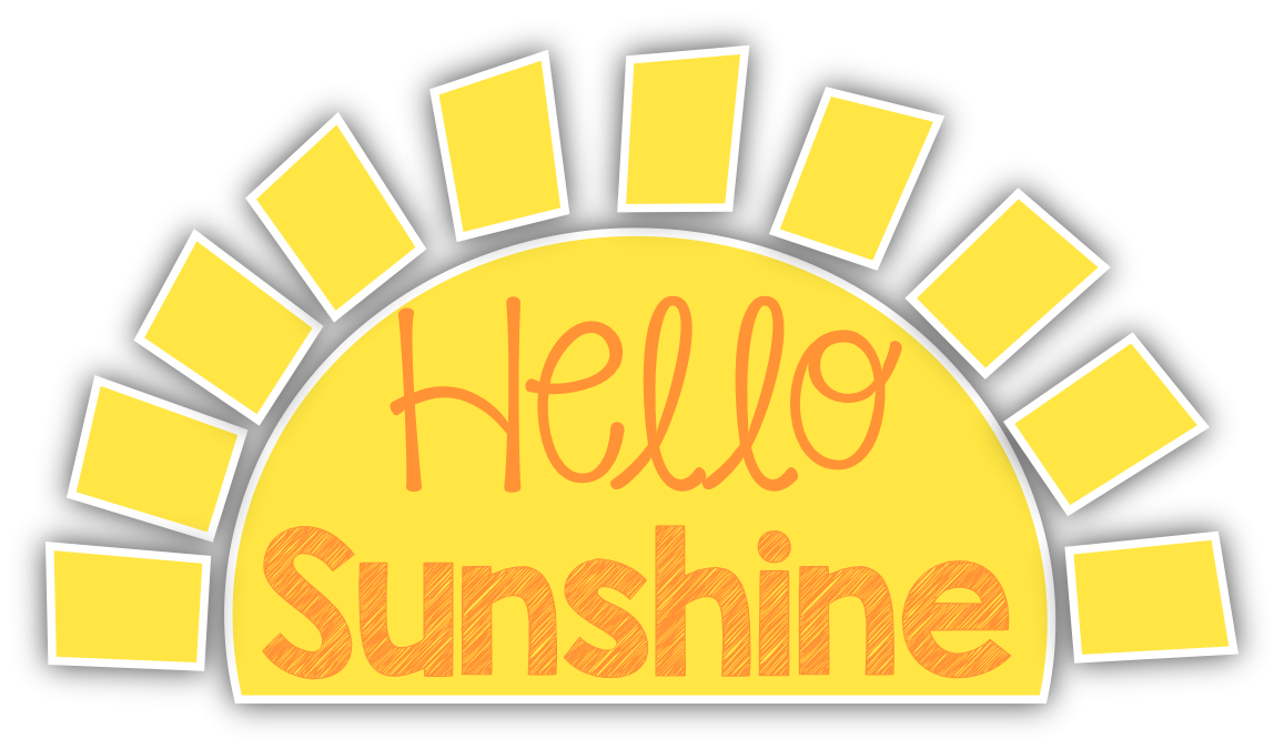 Mother's Day Ideas--- Hello Sunshine