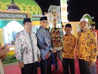 <b>STQ ke-25 tingkat Kabupaten Bima Berakhir, Sape Raih Juara Umum</b>