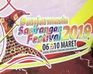 Banjarmasin, Festival Budaya Banjar, Sasirangan, Pesta Budaya Banjar, Agenda Banjarmasin