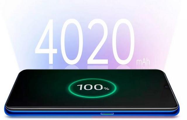 A9 hadir dengan cadangan baterai 4020mAh