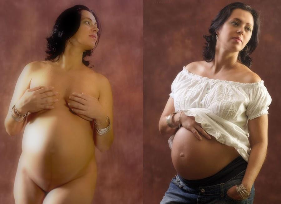 El vestuario o outfit para modelos embarazadas