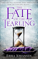 The Fate of the Tearling (Book 3) UK book cover by Erika Johansen