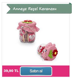 Anneye Reçel Kavanozu