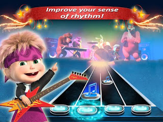 Download game Masha and the Bear Kids 1.08.1603091003 APK Terbaru