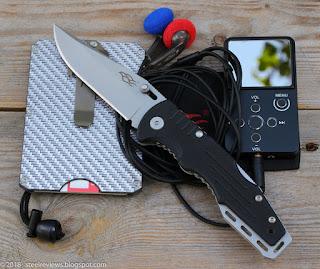 Ganzo Firebird F713M compact lockback folder