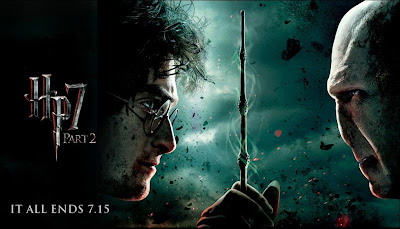 Harry Potter and the Deathly Hallows Part 2 Movie
