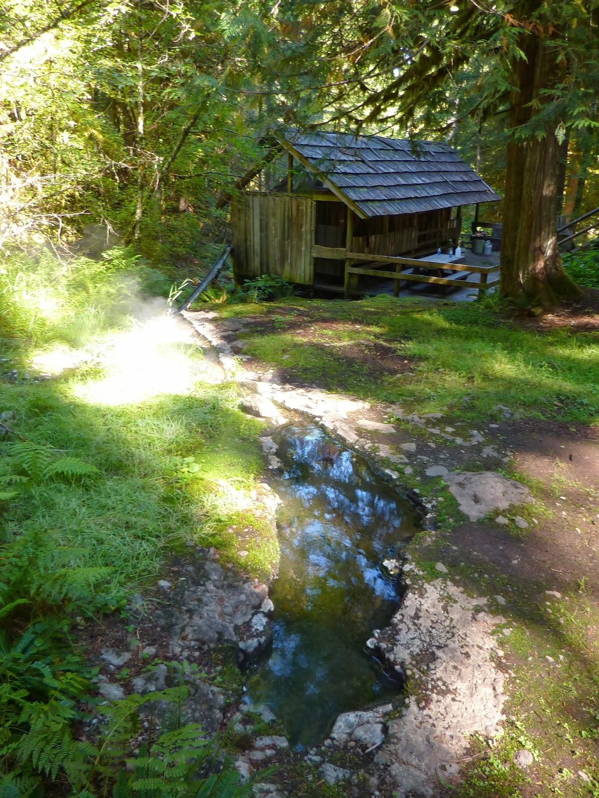 Bagby Hot Springs   Bagby hot springs, Hot springs, Hot