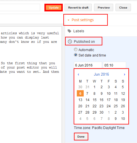 how to set date in php
