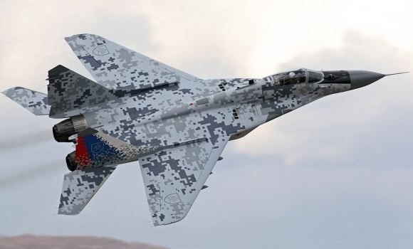 Mikoyan MiG 29A