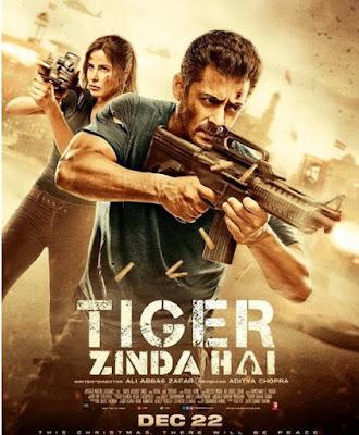 Tiger Zinda Hai Movie Review in Hindi