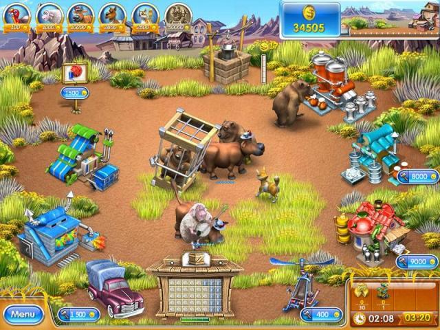 Farm Frenzy 3 American Pie PC Games