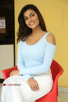 Anisha Ambrose Latest Pos Skirt at Fashion Designer Son of Ladies Tailor Movie Interview .COM 0988.JPG