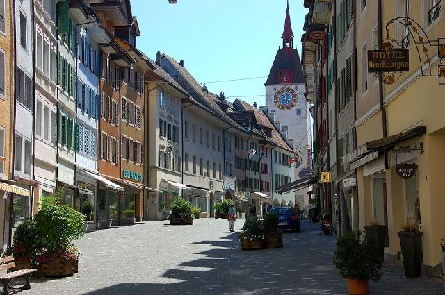 Bremgarten, Swiss