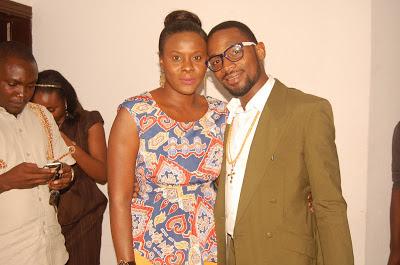 Adenrele+Niyi,Arts+Editor+National+Mirror+and+D'banj