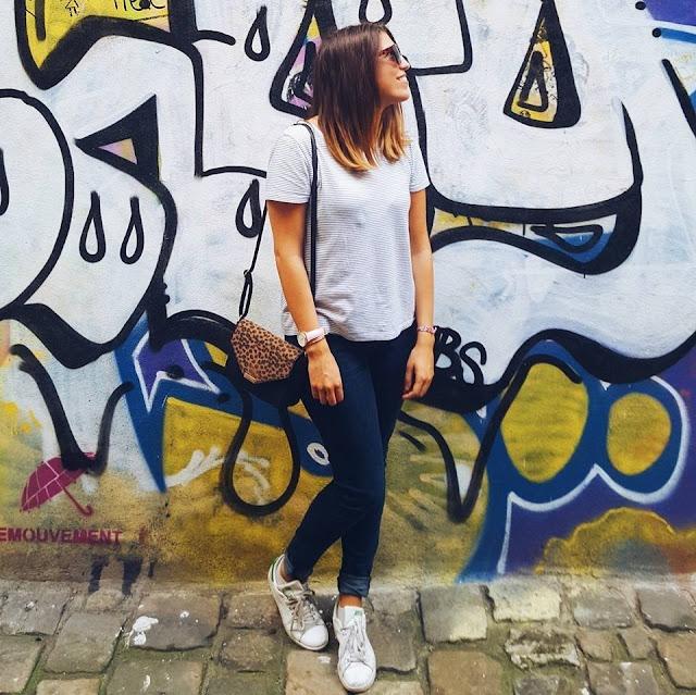 Le blog de Lice, mode et lifestyle Lyon : La fille citadine