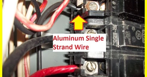 manatee home inspection services blog is aluminum wiring. Black Bedroom Furniture Sets. Home Design Ideas