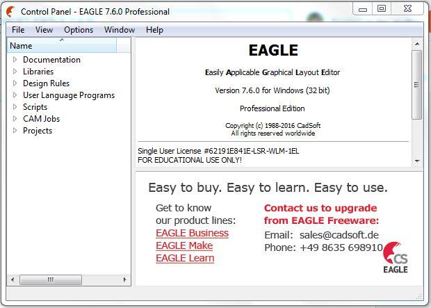 Draw Schematic diagram in Cadsoft Eagle - NERD S on altium limited, eagle information, eagle photography, eagle design, eagle chart, altium designer,