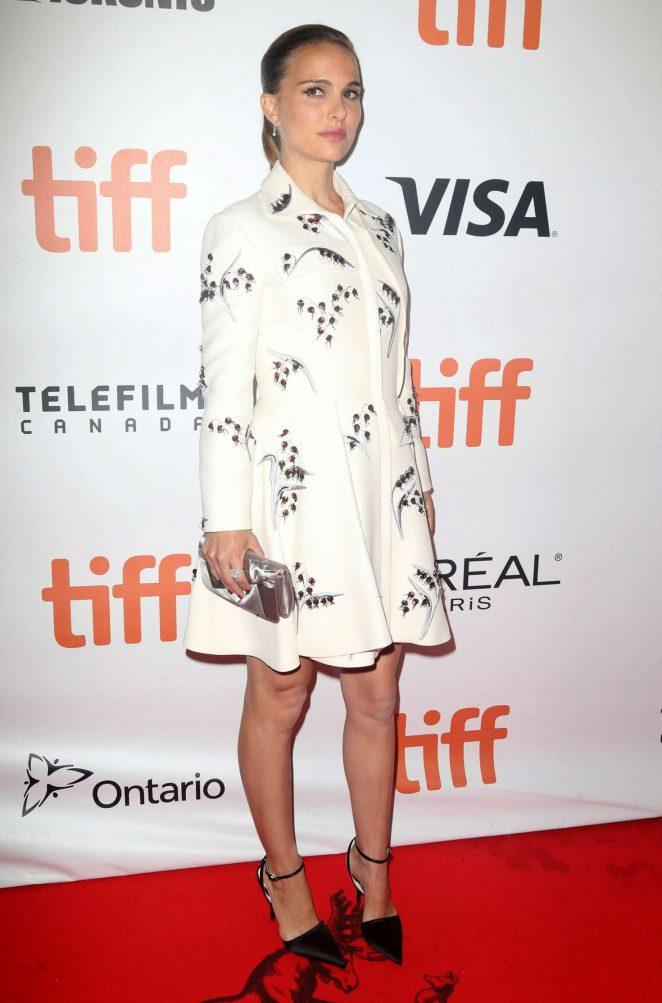 Natalie Portman – 'Planetarium' Premiere at 2016 Toronto International Film Festival