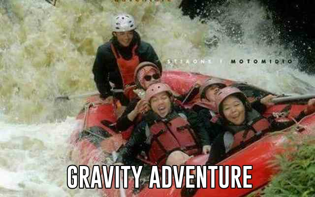 paket rafting di pangalengan bandung gravity seru