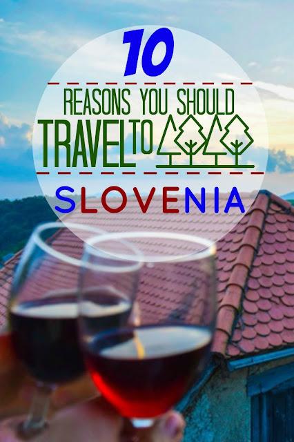 travelling slovenia
