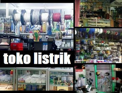 toko lampu murah Bekasi