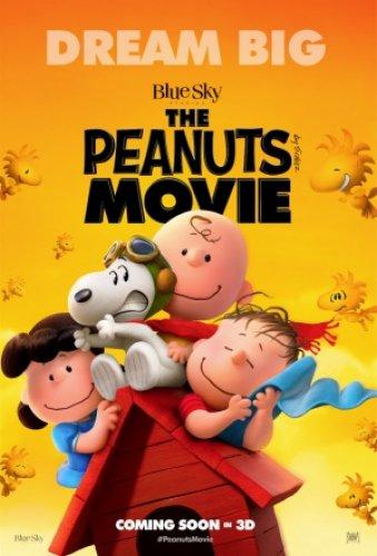 The Peanuts Movie (BRRip 720p Dual Latino / Ingles) (2015)