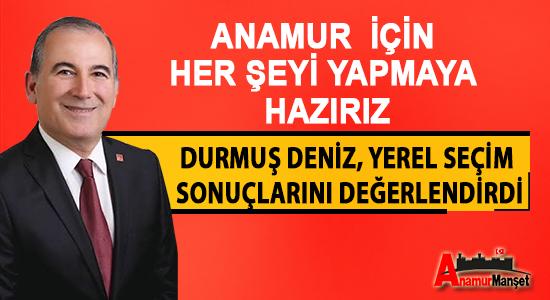 Anamur Haber, Anamur Son Dakika, CHP ANAMUR,