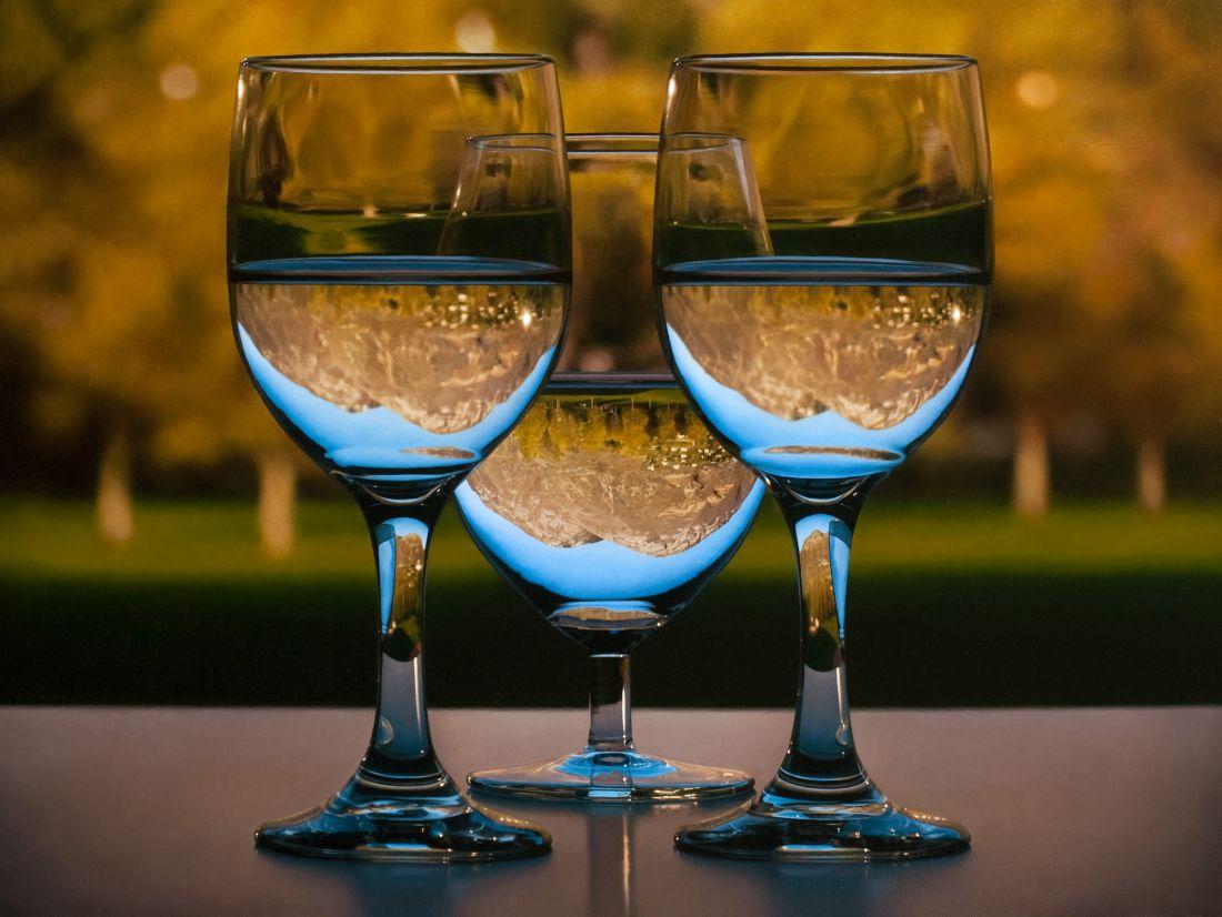 3 Glasses