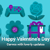 2017 Valentine's Day, Google Play Games Collection