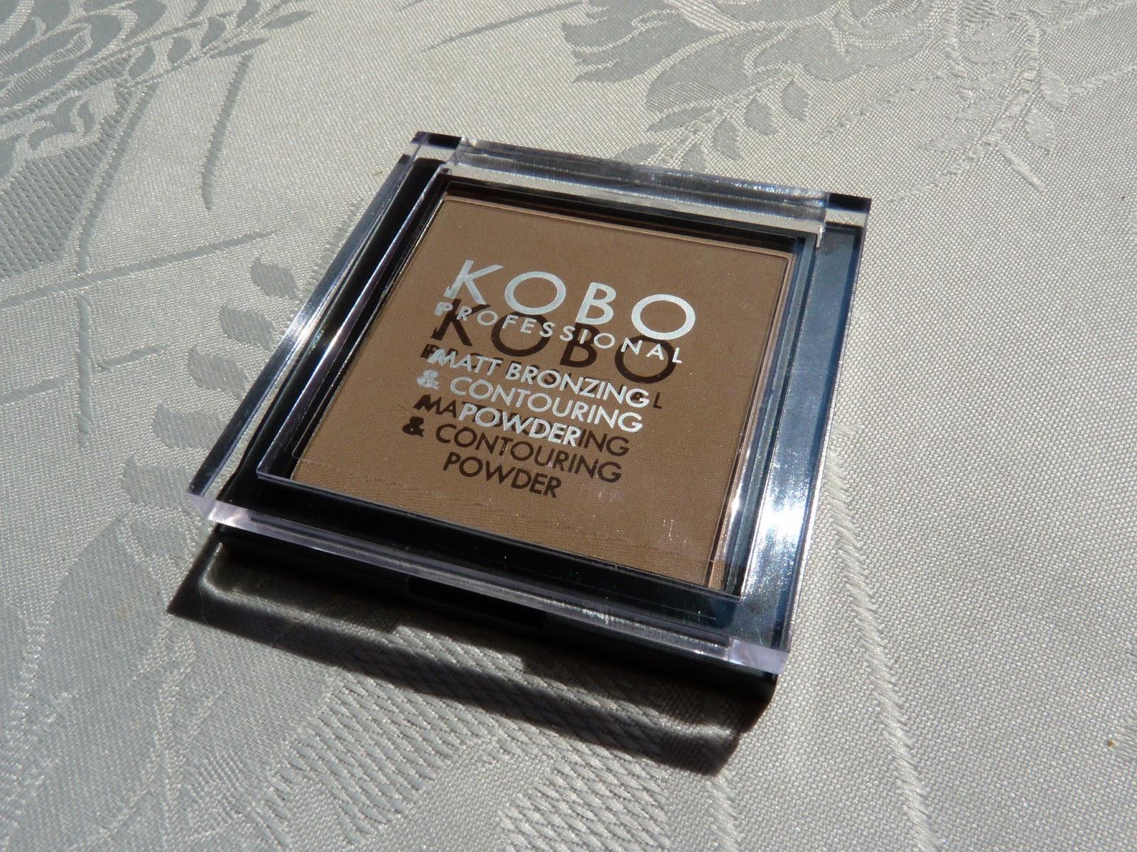 Kobo – Puder do konturowania 308 Sahara Sand