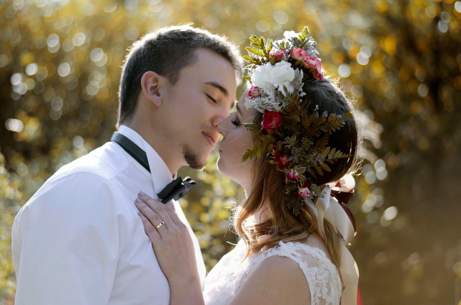 Paulina & Marcin | Jesienna sesja ślubna