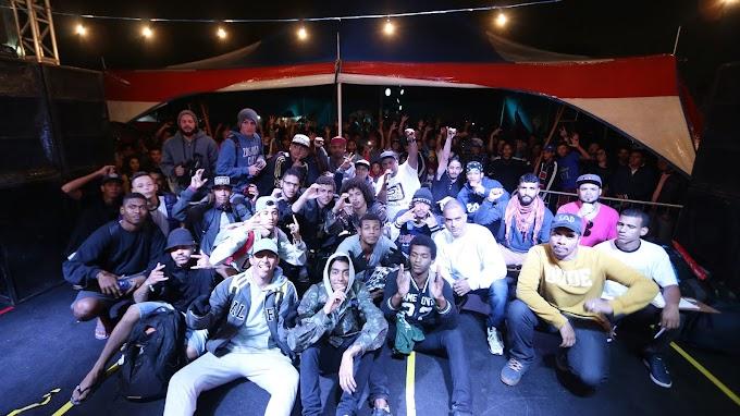 Festival de Inverno de Garanhuns recebe Batalha de MC's