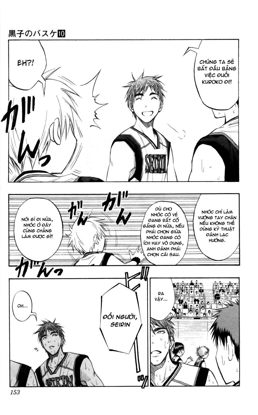 Kuroko No Basket chap 088 trang 3