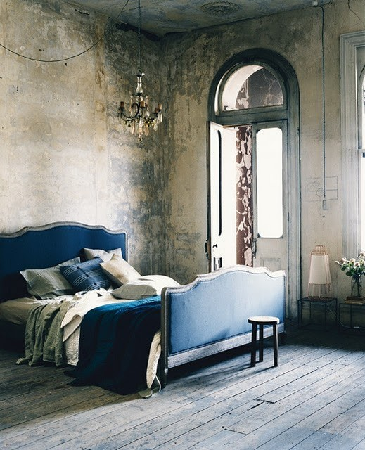 European Chic Grand European Bedrooms