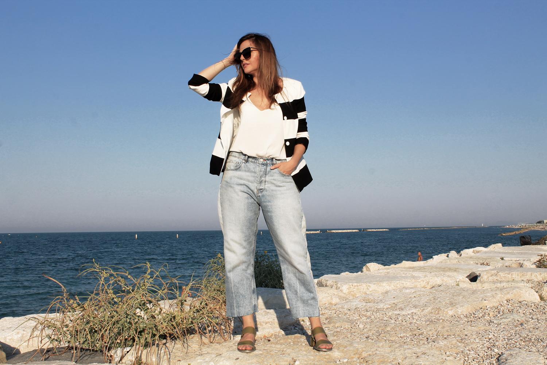 culottes di jeans Zara