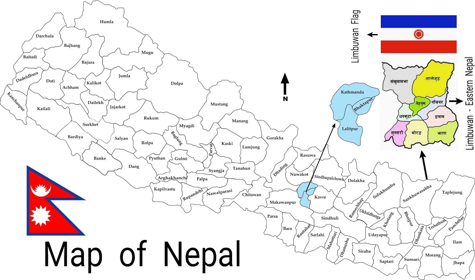 Limbuwan in Nepal