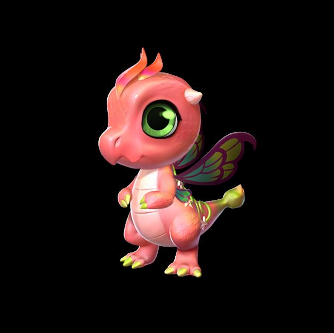 Dragón de Fantasía - Dragon Mania Legends