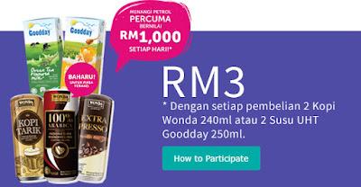 Petronas Kedai Mesra Discount Promo