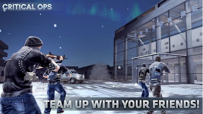 Critical Ops Mod Apk + Data for Android Free Download