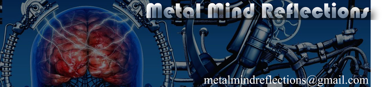 Metal Mind Reflections