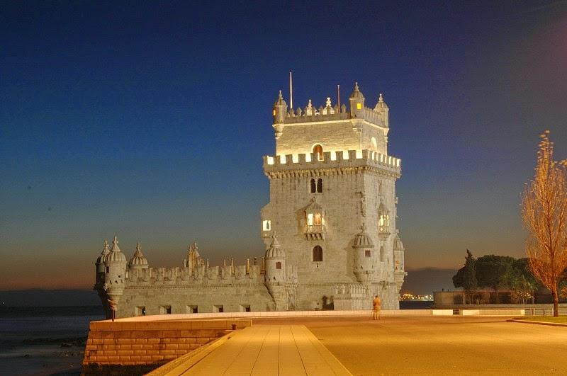 Ponto  turístico Torre de Belém