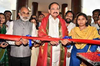 Indian Culinary Institute inaugurated in Tirupati, Andhra Pradesh