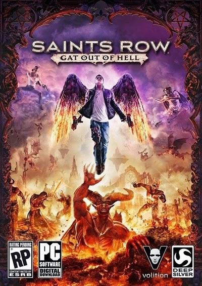 لعبة الشياطين  Saints Row Gat out of Hell-RELOADED النسخة الكاملة للكمبيوتر مجاناً